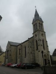 Bray-et-Lû-église