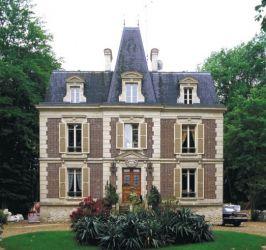 Bray-et-Lû-villa bourjolly - XIX eme siecle