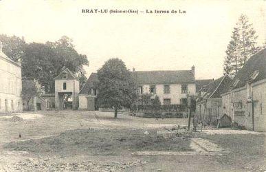 la ferme de lu - Bray-Lu