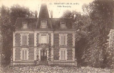 la villa bourg joli - Bray-Lu