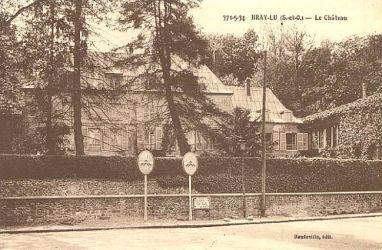 le chateau -Bray-Lu